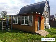 Дача 54 м² на участке 6.2 сот. Новосибирск