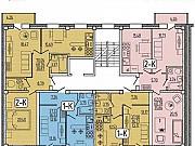 2-комнатная квартира, 62.1 м², 8/9 эт. Улан-Удэ