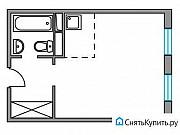 Студия, 26.3 м², 3/8 эт. Красногорск