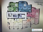 2-комнатная квартира, 82 м², 3/16 эт. Хабаровск