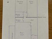 2-комнатная квартира, 58.9 м², 1/5 эт. Лиски