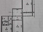 2-комнатная квартира, 64 м², 5/17 эт. Воронеж
