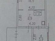 Дом 59 м² на участке 4 сот. Новокузнецк