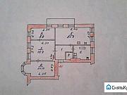 3-комнатная квартира, 76.8 м², 6/6 эт. Иваново