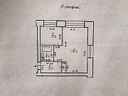 1-комнатная квартира, 31 м², 5/5 эт. Юрга