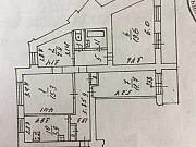 4-комнатная квартира, 82 м², 7/9 эт. Курск