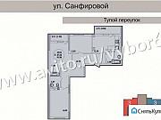 3-комнатная квартира, 91.8 м², 11/24 эт. Самара