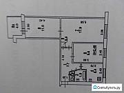 3-комнатная квартира, 57 м², 5/5 эт. Ростов-на-Дону