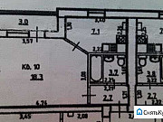 1-комнатная квартира, 34.8 м², 3/3 эт. Самара