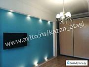 1-комнатная квартира, 43 м², 2/18 эт. Казань