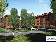 2-комнатная квартира, 43 м², 3/3 эт. Иркутск