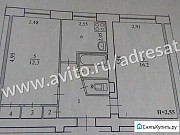 2-комнатная квартира, 43.5 м², 1/5 эт. Волгоград