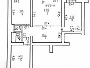 3-комнатная квартира, 71 м², 9/10 эт. Хабаровск