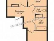 2-комнатная квартира, 65 м², 9/18 эт. Владимир