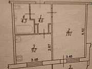1-комнатная квартира, 37 м², 3/9 эт. Омск