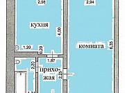 1-комнатная квартира, 36.7 м², 3/5 эт. Шебекино