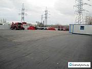 Открытая площадка 1000 кв.м., складские помещения Люберцы