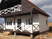 Дом 60 м² на участке 7 сот. Хомутово