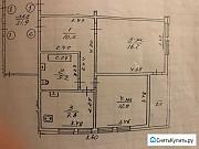2-комнатная квартира, 54.1 м², 2/2 эт. Черняховск
