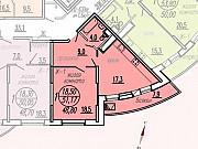 1-комнатная квартира, 51.2 м², 11/23 эт. Долгопрудный