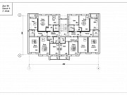 2-комнатная квартира, 49 м², 3/3 эт. Калуга