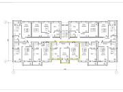 2-комнатная квартира, 47.8 м², 1/3 эт. Калуга