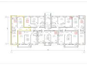 2-комнатная квартира, 56 м², 2/3 эт. Калуга