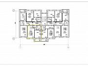 1-комнатная квартира, 35.3 м², 2/3 эт. Калуга