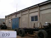 Сдается производственная база: 3 здания площадью 2025 м2 на участке 0, 56 Га, Респ. Коми, г. Усинск Усинск