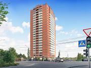 2-комнатная квартира, 51 м², 4/21 эт. Новосибирск