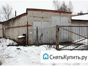 Здание склада, 150.8 кв.м. Калуга