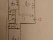 2-комнатная квартира, 51.4 м², 4/4 эт. Нерюнгри
