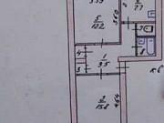 2-комнатная квартира, 56 м², 3/5 эт. Бахчисарай