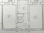 2-комнатная квартира, 65 м², 4/5 эт. Биробиджан