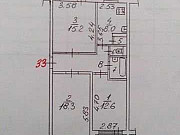3-комнатная квартира, 66.4 м², 2/5 эт. Вологда