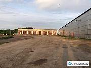 Продается база общ. пл. 4000кв.м. на 5 га земли Первомайский