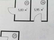 3-комнатная квартира, 75 м², 3/5 эт. Петрозаводск