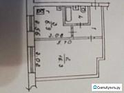 1-комнатная квартира, 31 м², 3/5 эт. Вологда