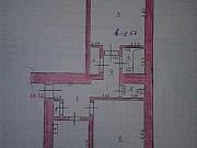 2-комнатная квартира, 49 м², 3/3 эт. Коноша