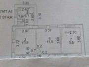 2-комнатная квартира, 50 м², 2/2 эт. Новочеркасск