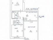 2-комнатная квартира, 54 м², 2/5 эт. Магадан