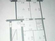 3-комнатная квартира, 57.5 м², 4/5 эт. Вычегодский