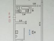 2-комнатная квартира, 72.5 м², 1/5 эт. Ростов-на-Дону