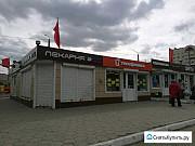 Павильон в докучаевском ряду Барнаул