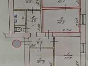 Комната 24 м² в 2-ком. кв., 1/2 эт. Симферополь