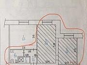Комната 27.5 м² в 2-ком. кв., 8/9 эт. Барнаул
