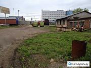 Территория базы под склад 500 кв.м. Пермь
