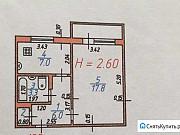 1-комнатная квартира, 35 м², 5/9 эт. Владикавказ