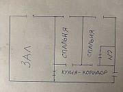 3-комнатная квартира, 50 м², 1/2 эт. Теберда