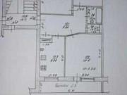 3-комнатная квартира, 61 м², 3/3 эт. Железногорск
